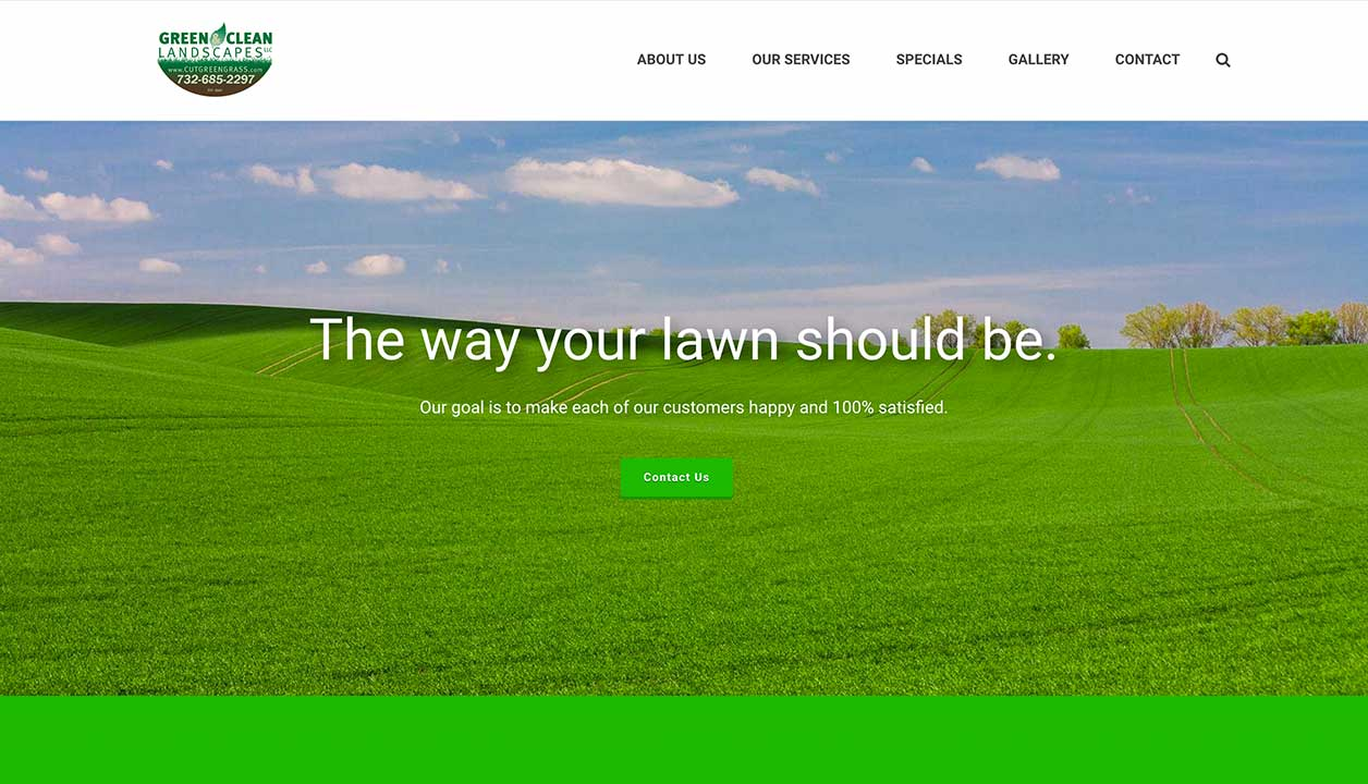 The Greene Touch – Website Design & Printing. Palm Beach County, FL.