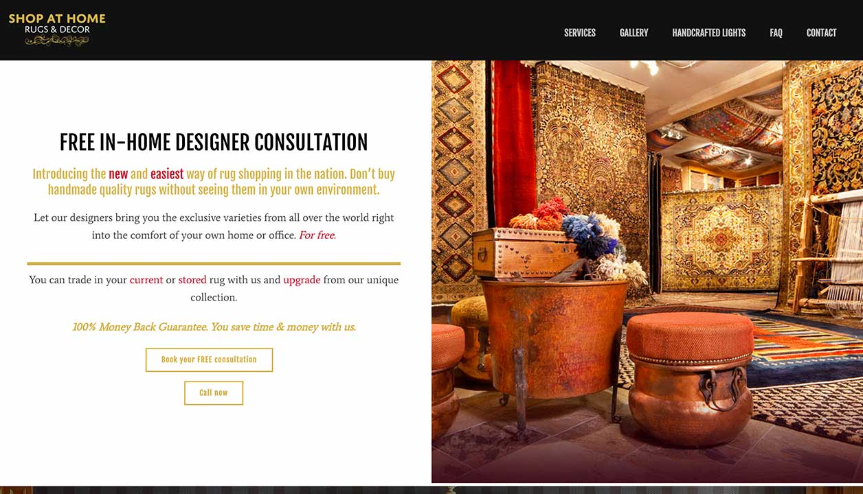 Best Web Design, SEO, Graphic Design Company in South Florida » The Greene Touch